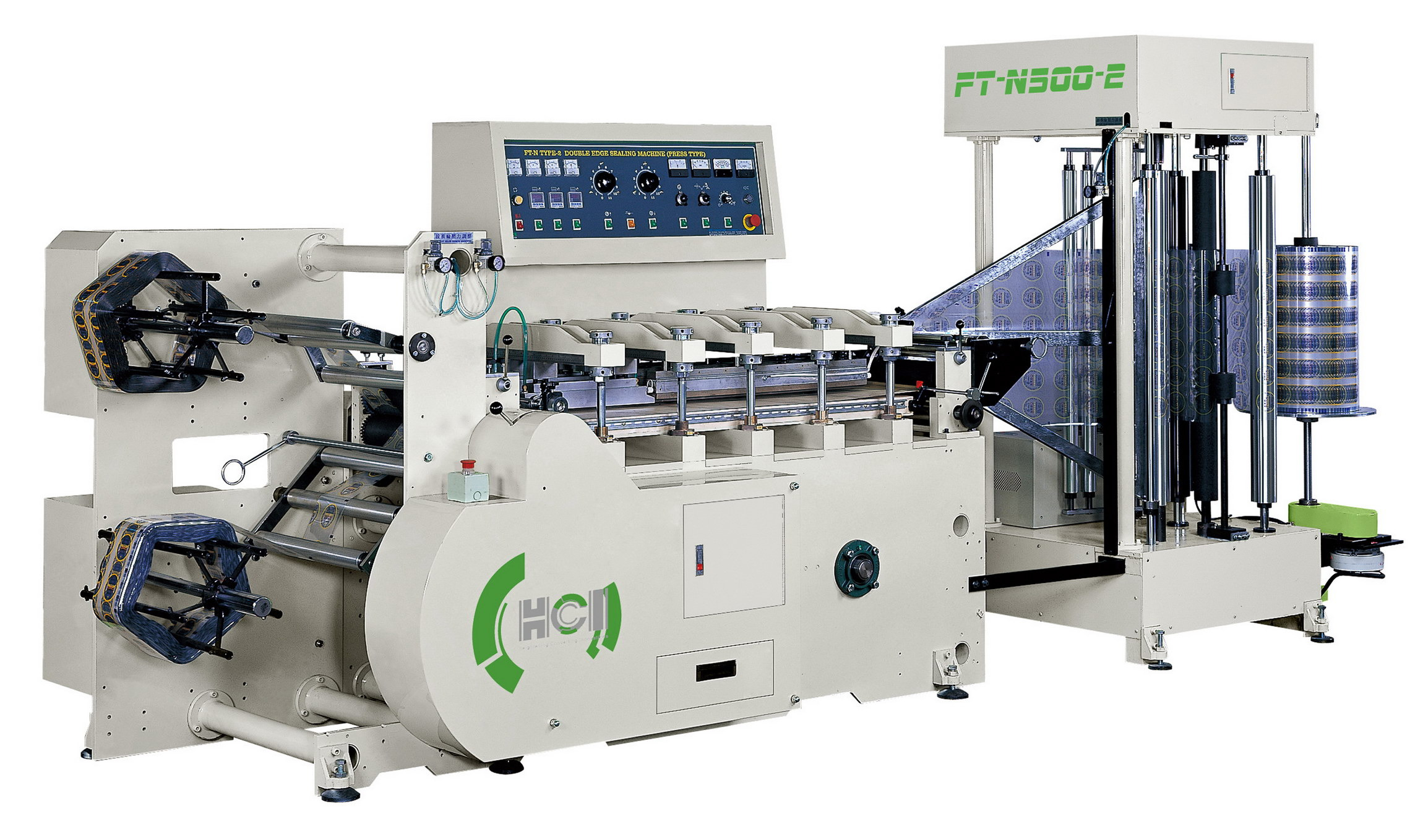 Zwei Side Seal Machine