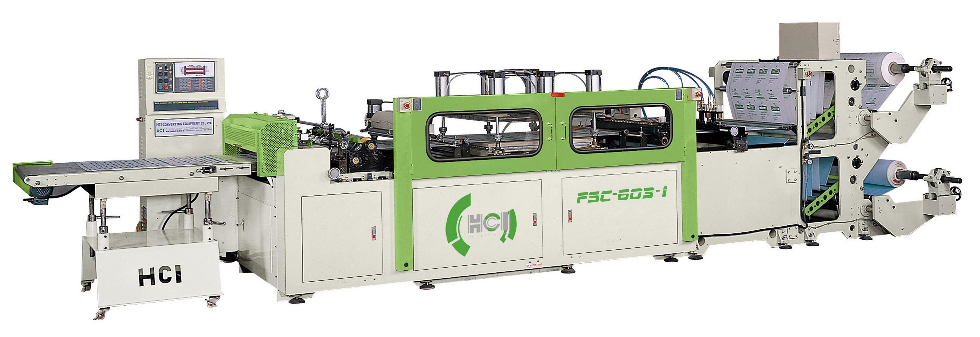 Máquina de hacer bolsas para la estática Bolsa de blindaje y bolsa esterilizada Carrete