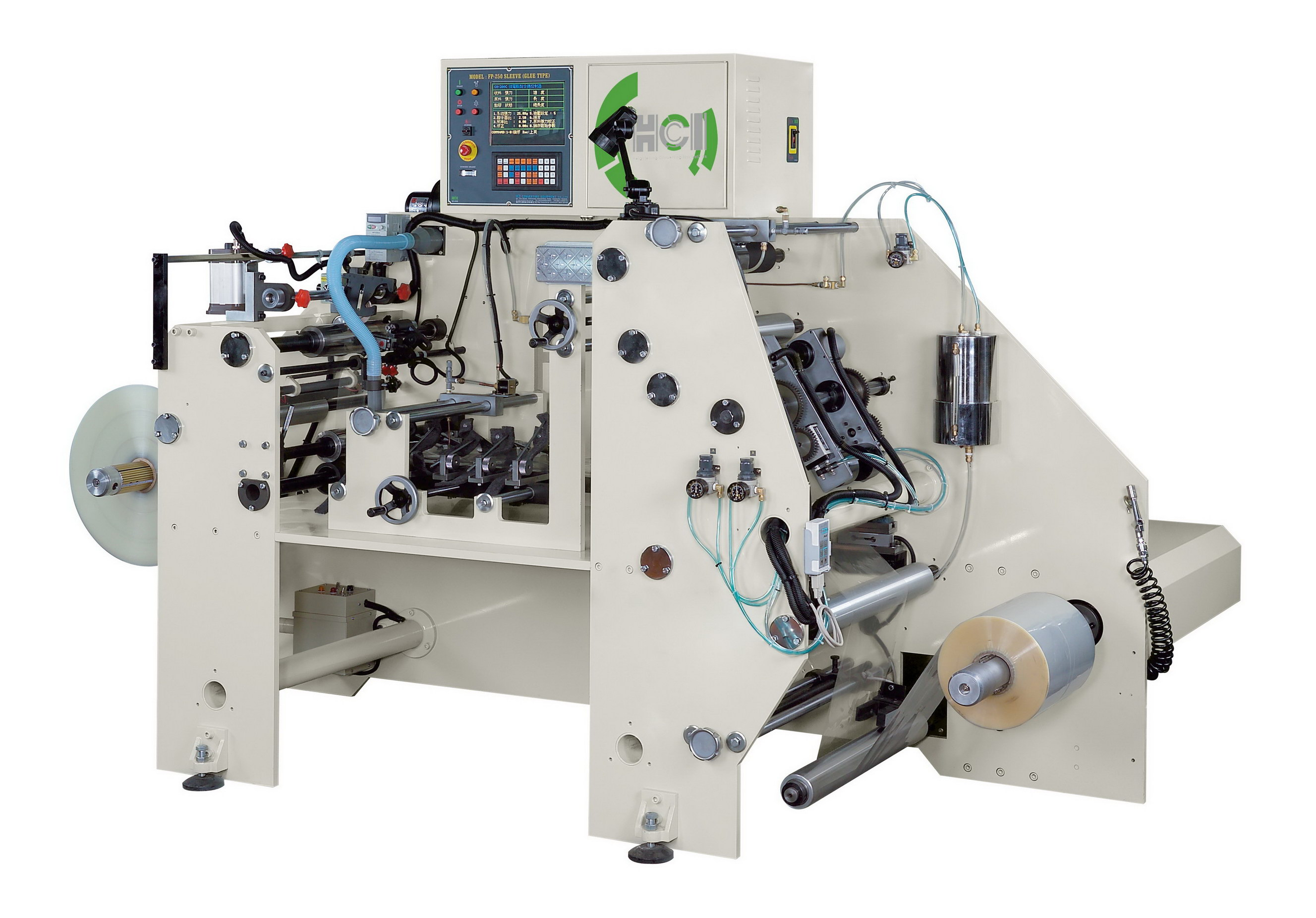 High Speed ​​Shrink manches colle Sealing Machine (manches Seaming Machine)
