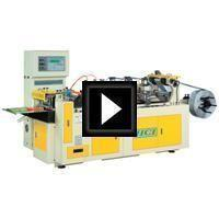 3 Step Sealing and Cutting Machine Video