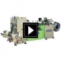 Sleeve Seaming Machine Video