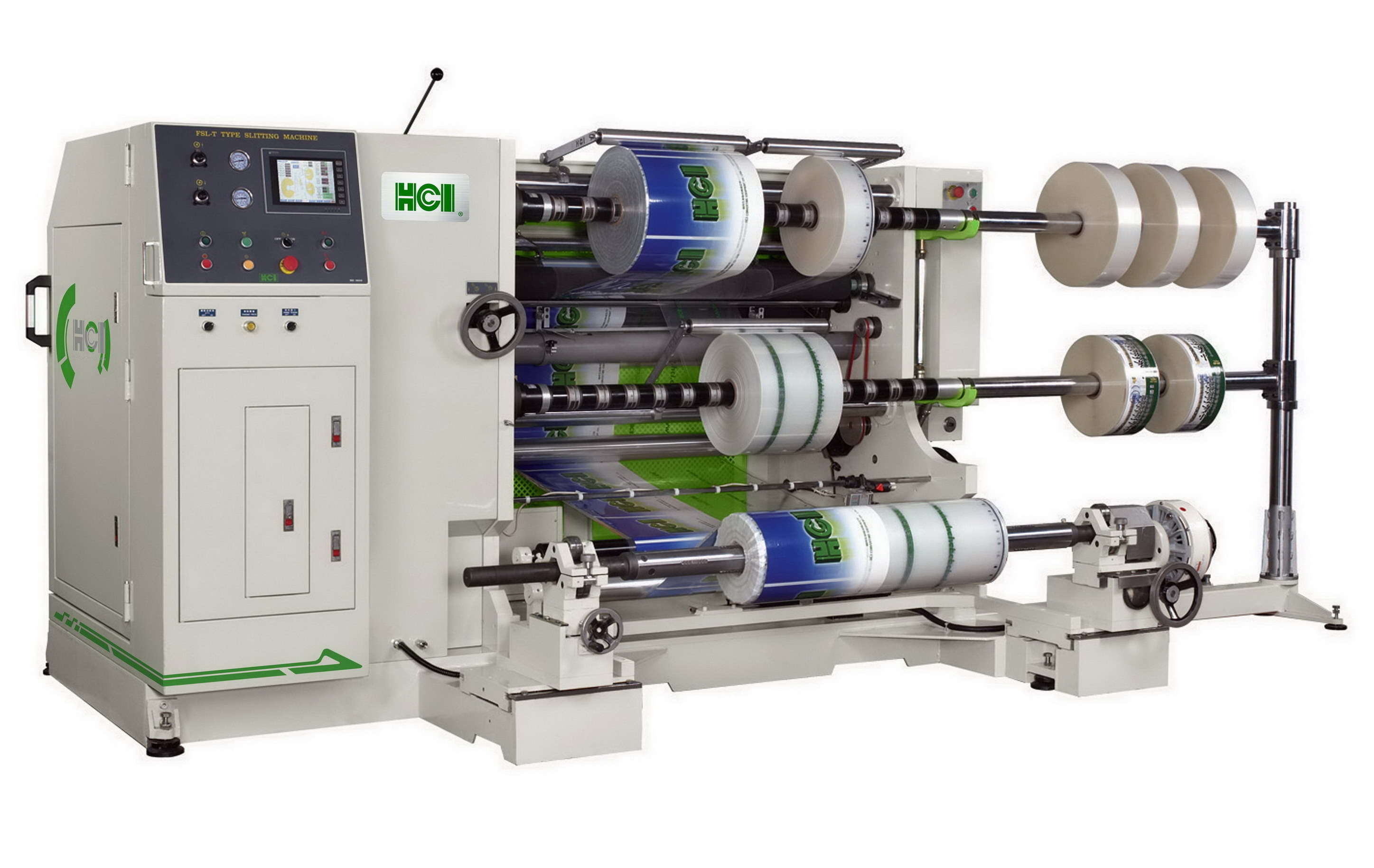 Slitting Machine Integration