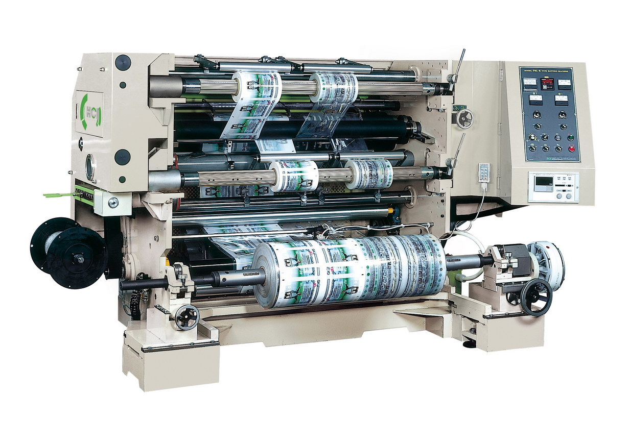 Slitting Machine Standard